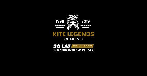 Poznaj historiępolskiego kitesurfingu. Wpadnij na Kite Legends do Chałup!