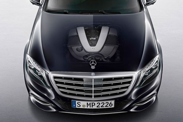 Mercedes S 600 | Nowy okręt flagowy