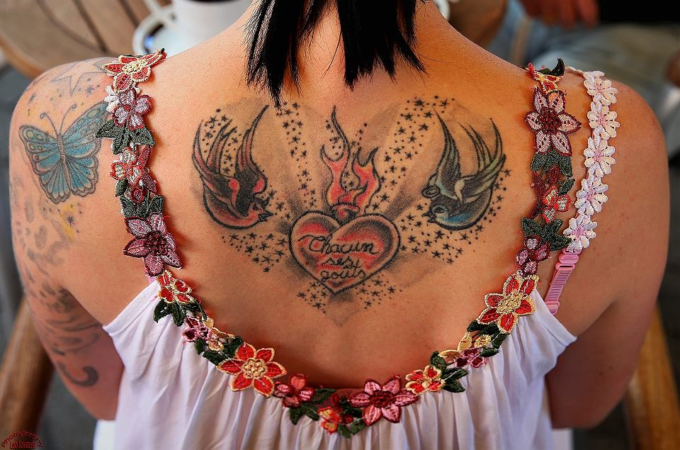 Dobierz Tatuaż Zgodnie Z Miesiącem Urodzenia Jaki Jest Twój