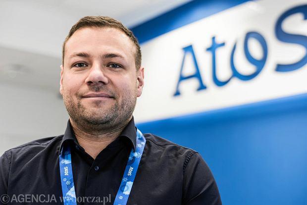 Adam Piotrowski, kierownik Działu Testów Oprogramowania i Systemów IT w Atos GDC Polska