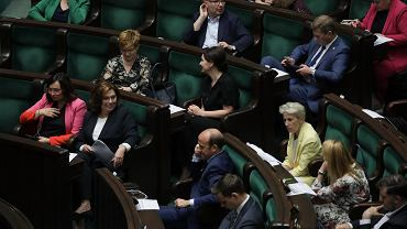 Sejm / zdjęcie ilustracyjne
