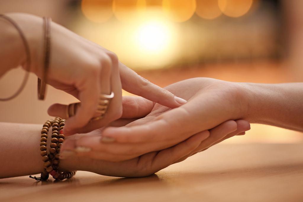 Rzadko spotykana linia na dłoni. Mają ją posiadacze niezwykłych zdolności