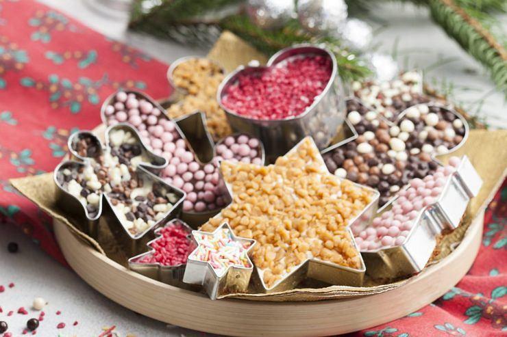 Delecta - Ja pierniczę! Idą święta - pierniczki z czekoladową pierzynką