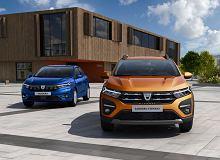 Już jest nowa Dacia Sandero i Logan. Takiego wyglądu się nie spodziewaliśmy