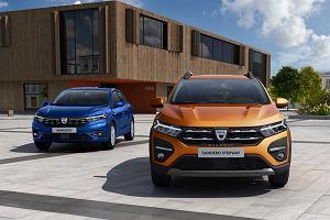 Dacia Sandero - ceny w Polsce. Od 40 900 zł, ale to cena wersji z symbolicznym wyposażeniem