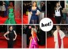 BAFTA 2014: Angelina Jolie, Cate Blanchett, Amy Adams, Lupita Nyong'o i inne eleganckie gwiazdy na czerwonym dywanie w Londynie. Kto wyglądał najlepiej?