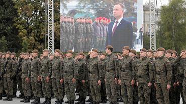 Swieto Wojsk Obrony Terytorialnej