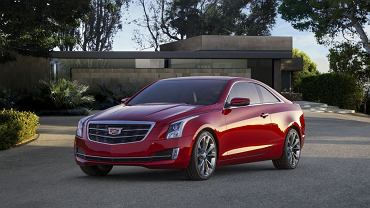 Cadillac ATS Coupe Concept