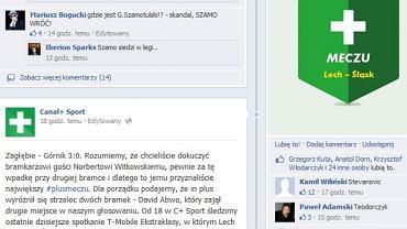 Canal+ wyjaśnia na Facebooku zamieszanie z Witkowskim