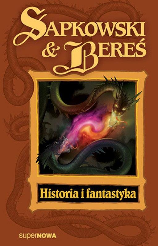 Okładka książki 'Historia i fantastyka'