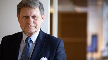 IKonferencja prasowa profesora Leszka Balcerowicza ws listu z prokuratury