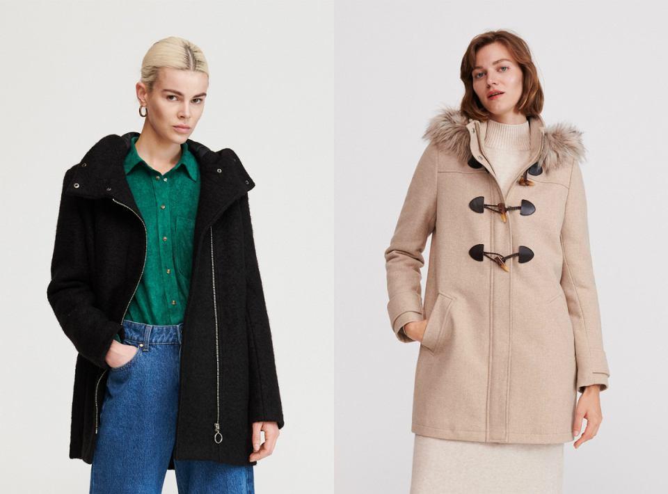 Krótkie płaszcze: bydrysówka