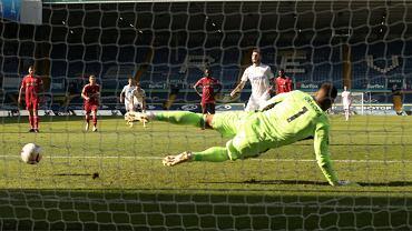 Gol Klicha w meczu z Fulham