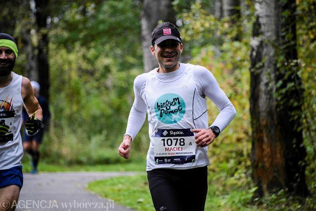 Zdjęcie numer 35 w galerii - Silesia Marathon. Chłód i wiatr niestraszne, rekord pobity! [ZDJĘCIA]