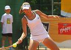 Tenis. Magda Linette odpadła w pierwszej rundzie turnieju debla China Open w Pekinie