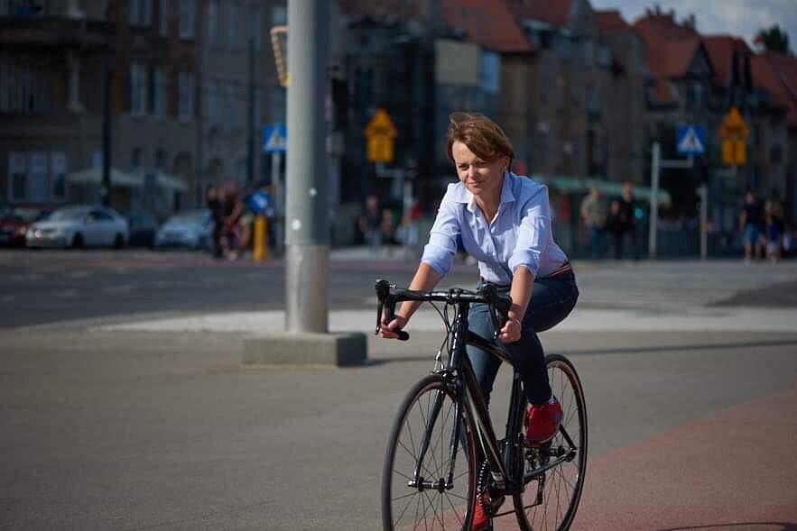 Odnalazł się skradziony rower minister Emilewicz