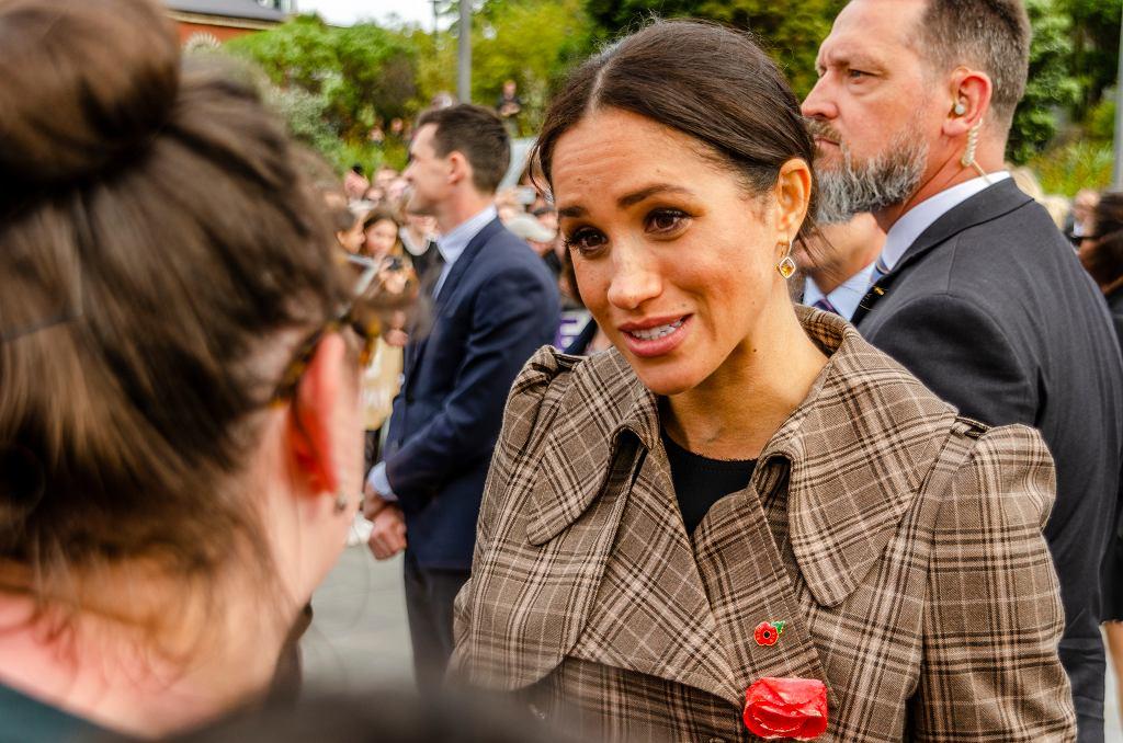 :Wellington,,New,Zealand,-,October,28,,2018:,The,Duchess,Of