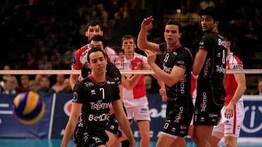 09.03.2010. II runda play-off. Asseco Resovia - Trentino Volley 1:3
