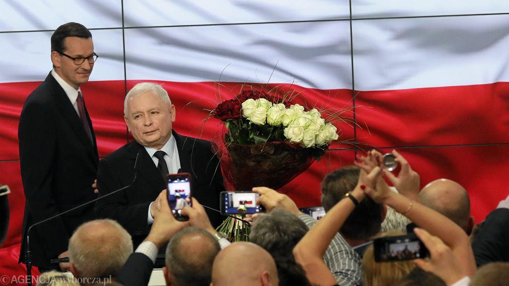 Wyniki wyborów parlamentarnych 2019. PiS - kto wchodzi do Sejmu? (zdjęcie ilustracyjne)
