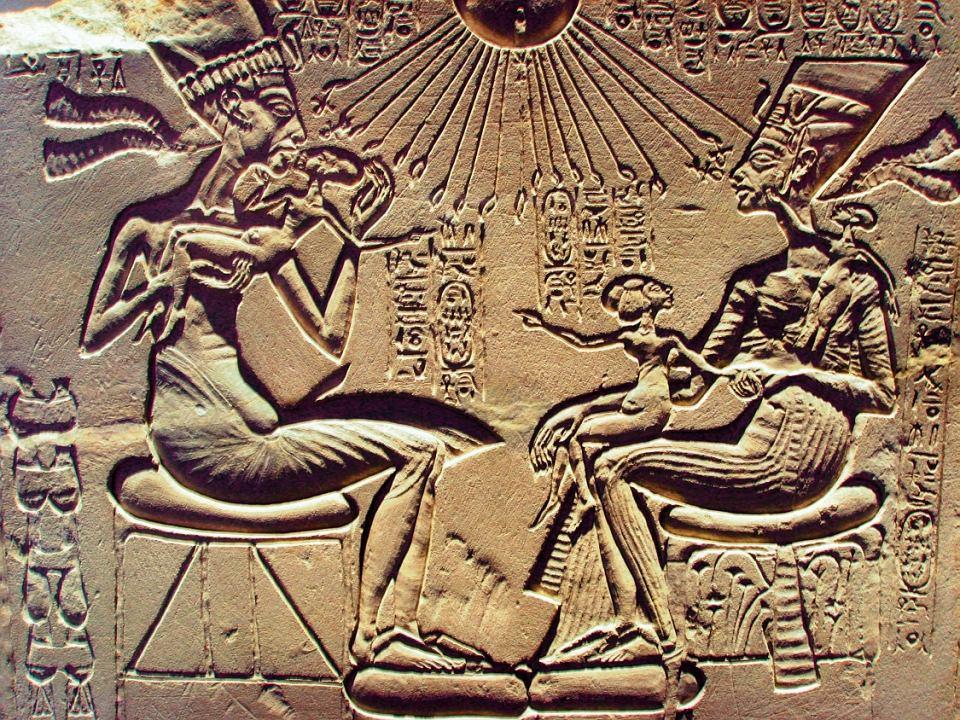 Zdjęcie numer 3 w galerii - Odkryto grobowiec Nefretete?