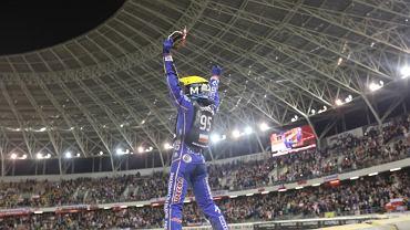 Bartosz Zmarzlik został indywidualnym mistrzem świata na żużlu sezonu 2020.