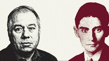 Krzysztof Varga i Franz Kafka
