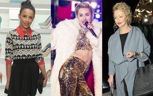 Miley Cyrus, Agnieszka Wagner, Aleksandra Szwed