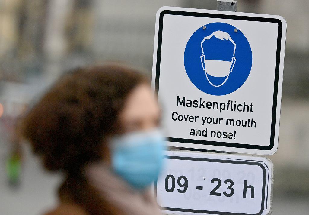 Niemcy walczą z epidemią koronawirusa.