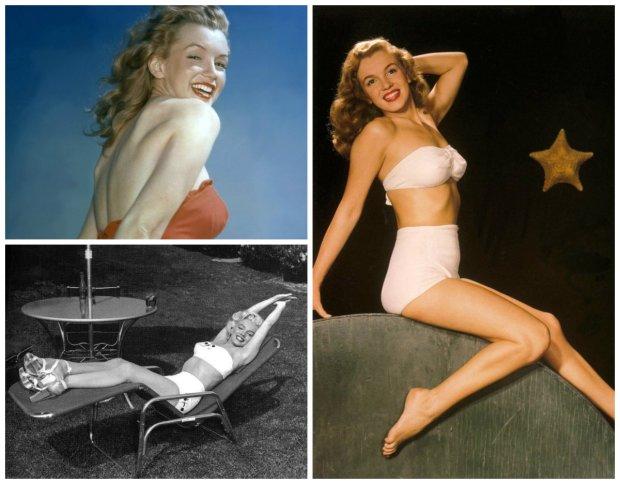 Marilyn Monroe, pin-up
