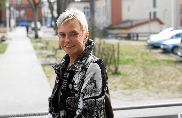 Ewa Błaszczyk w Olsztynie