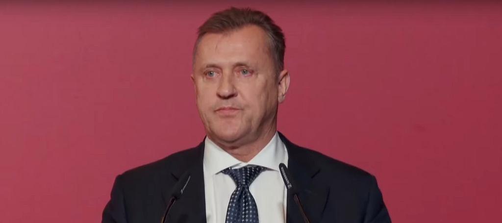 Cezary Kulesza, nowy prezes PZPN