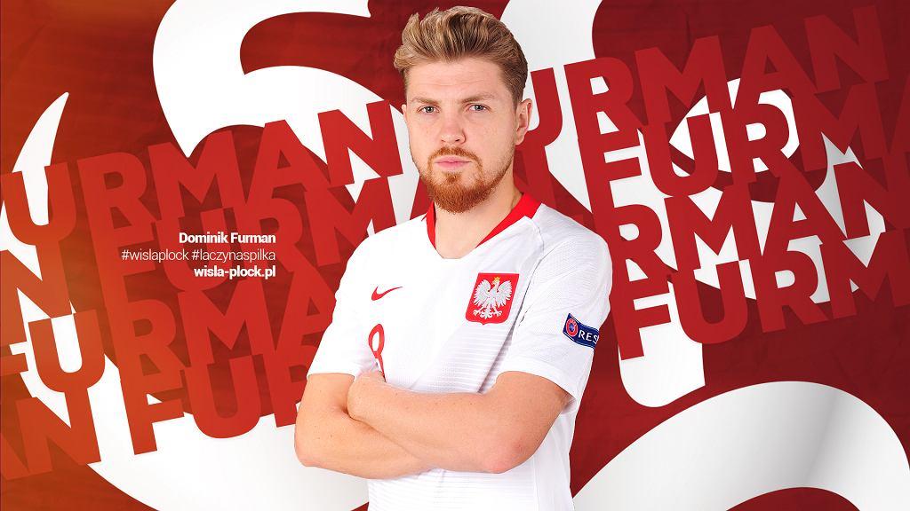 Dominik Furman z powołaniem do reprezentacji Polski