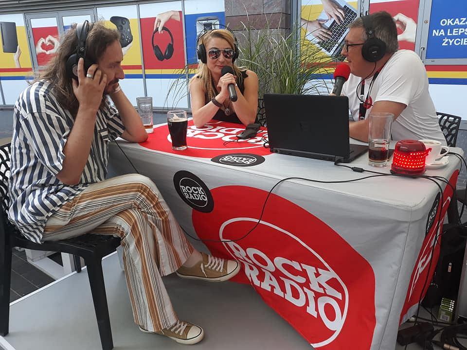 Załoga Córki Żeglarza - Festiwal Klasyki Rocka