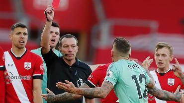 Łagodniejsza kara dla piłkarza Evertonu.