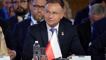 Andrzej Duda w Kijowie
