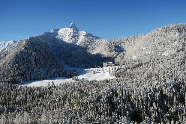 Zdjęcie numer 10 w galerii - Słońce, śnieg i szczyty. Piękna pogoda w Tatrach, zachwycające widoki