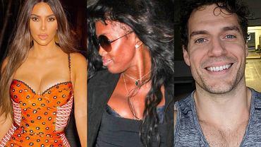 Kim Kardashian ma sześć palców, a znana modelka straciła pępek. Gwiazdy nie są idealne. Oto ich defekty