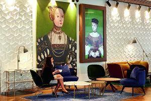 Hotel z niezwykłym wystrojem - Mercure w Krakowie pod Wawelem