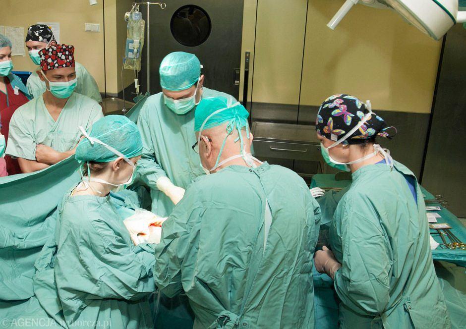 Operacja - zdjęcie ilustracyjne
