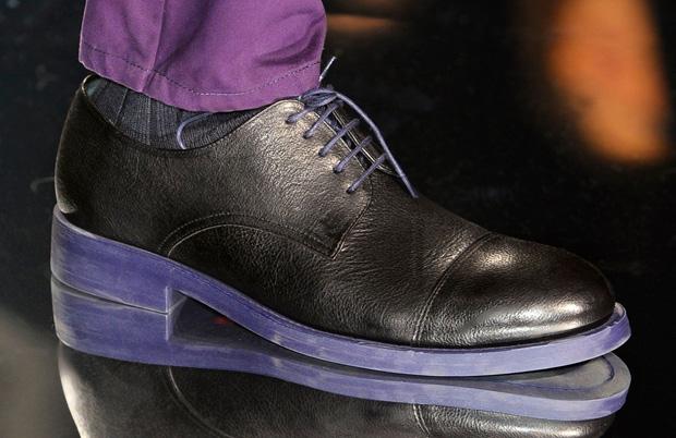 Zamszowe i skórzane buty na jesień, buty, moda męska, Bill Tornade