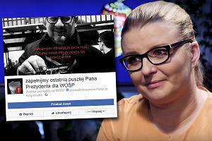Ostatnia puszka Adamowicza dla WOŚP rekordową zbiórką w Europie. Facebook potwierdza