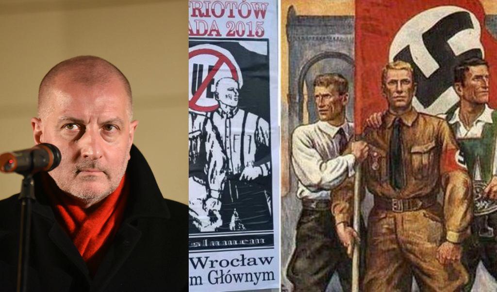 Rafał Dutkiewicz złożył zawiadomienie do prokuratury