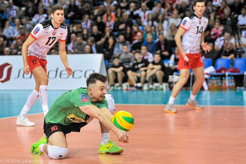 Liga Mistrzów. Asseco Resovia - Berlin Recycling Volleys 0:3