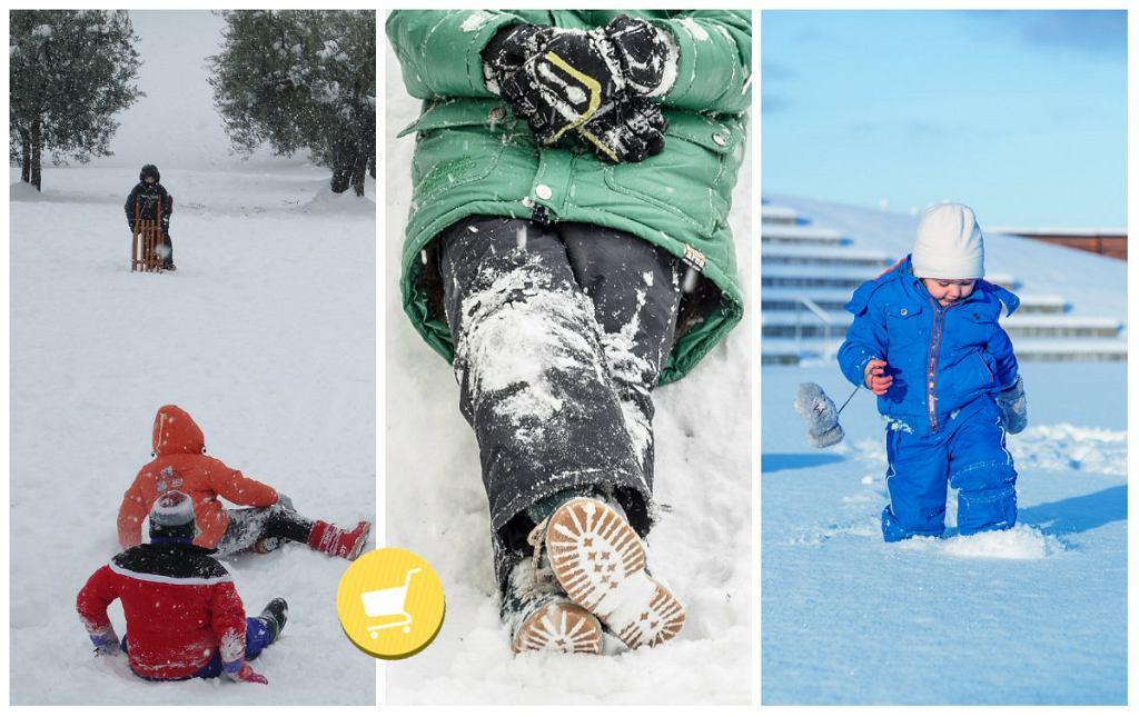 dcdff18b7139fa Ubrania dla przedszkolaka na zimę. Co musisz mieć na mróz i śnieg?