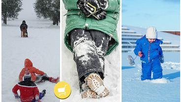 Jak ubrać dziecko w zimę?