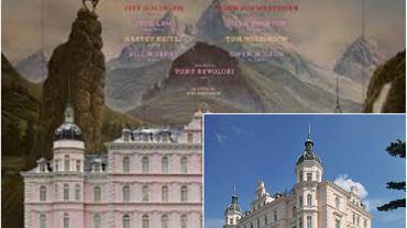 Gdzie jest prawdziwy Grand Budapest Hotel?