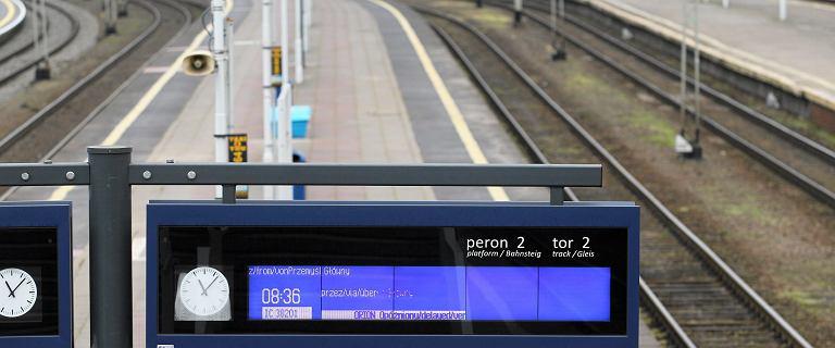 Awaria na stacji Opole Główne. PKP: Pociągi opóźnione nawet o 90 minut