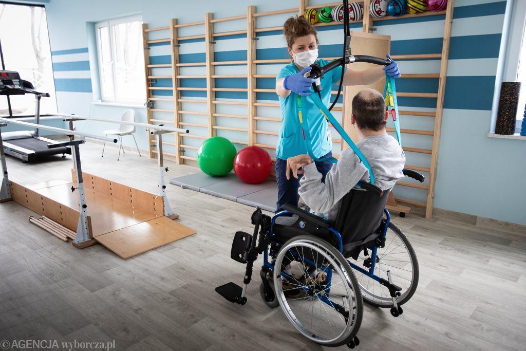 Rehabilitacja - zdjęcie ilustracyjne