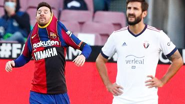 Kuriozalny wyrok komisji ligi hiszpańskiej. Pochwalili Messiego, ale karę mu wlepili