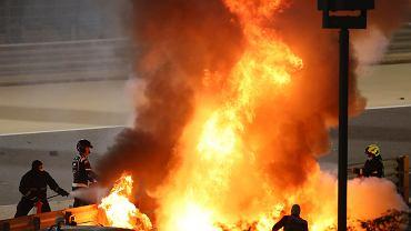 Szczęście lub jego brak decydowało o życiu Grosjeana. Dlaczego kierowcy F1 nadal muszą bać się śmierci?